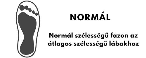 Normál fazon
