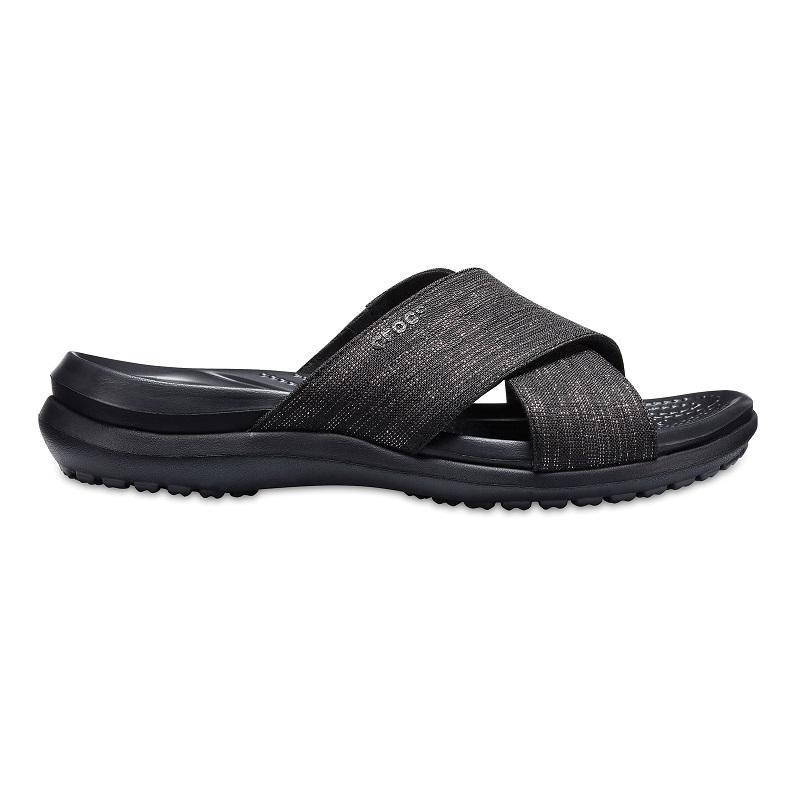 Crocs Capri Shimmer Papucs