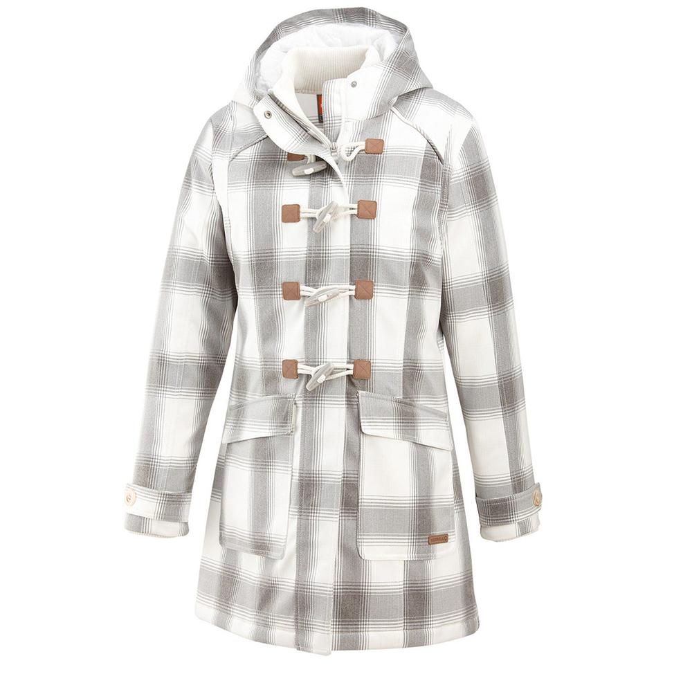 Merrell ruházat Haven Plaid kabát 55e20fd9a9