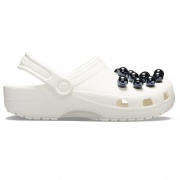Classic Timeless Clash Pearls Clog