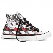 Chuck Taylor All Star High M's Black/Natural