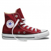 Chuck Taylor All Star High M's Maroon