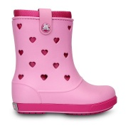 Crocband Airy Hearts Boot PS