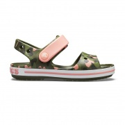 Crocband Seasonal Graphic Sandal K