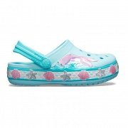 Fun Lab Mermaid Band Clog K