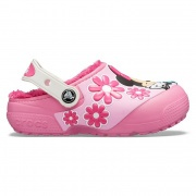 Fun Lab Minnie Mouse Lined Clog K