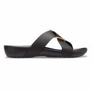 Crocs Serena Cross Band Slide W női papucs