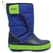 Crocs Kids LodgePoint Snow Boot K csizma dd511d7e93