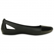 Crocs Crocs Sienna Shiny Flat W cipő 4e84edb430