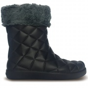 Super Molded Cuffed Puff Boot Women