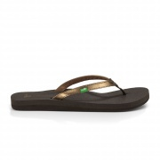 Sanuk Yoga Joy Metallic szandál 9d57dcb433